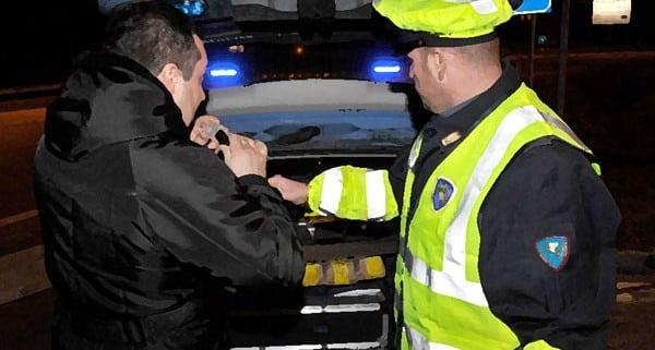 Ritiro patente per guida in stato di ebbrezza